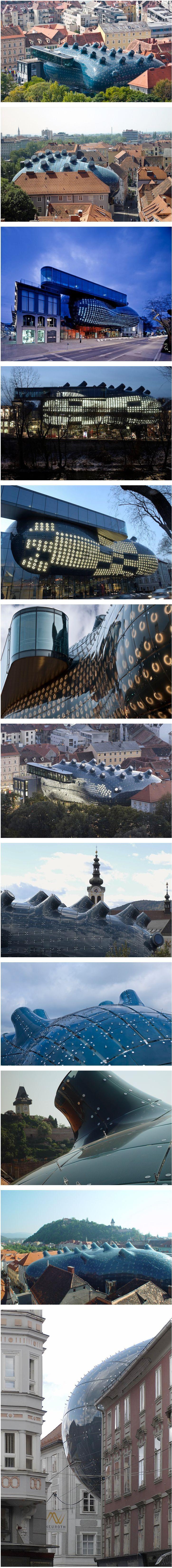 Kunsthaus – Graz