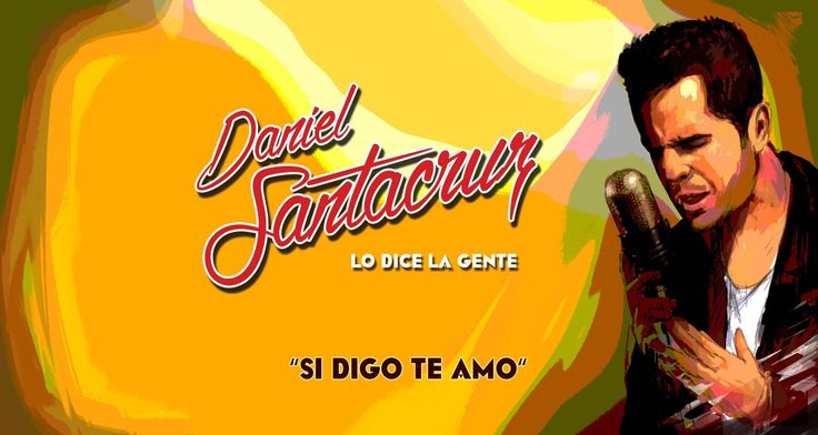 Daniel Santacruz - Si Digo Te Amo  (Bachata Version - Audio)