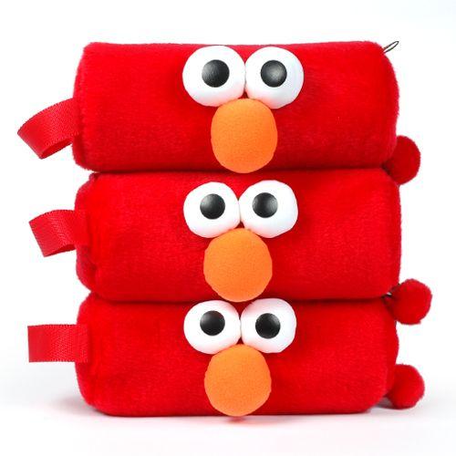 Elmo Plush Pouch
