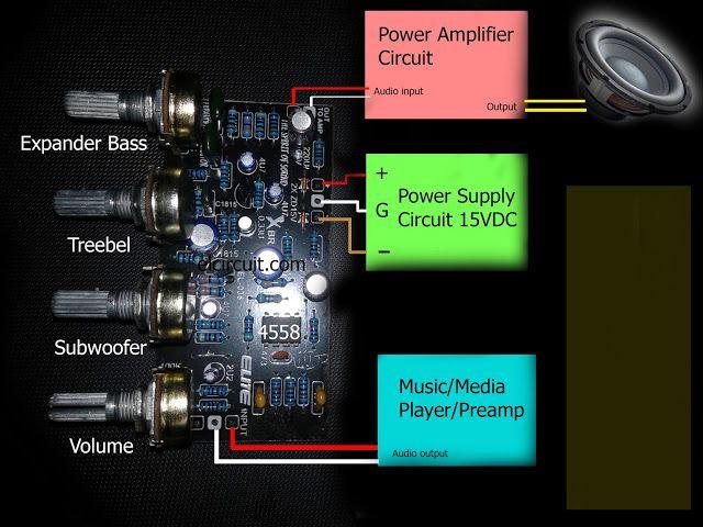 Simple Subwoofer Control Circuit