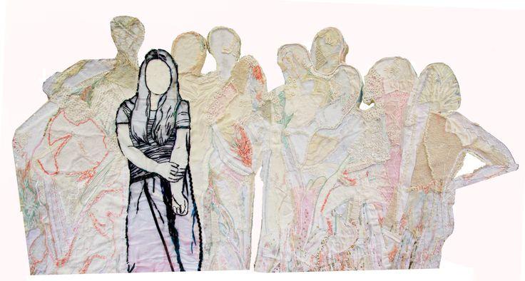 Part of diploma work tapestry Ganna Kotsar