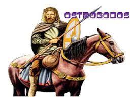ARTICULO 3 - 01 - Los ostrogodos fueron un pueblo germánico procedente de la división que sufrieron los godos en el siglo IV.