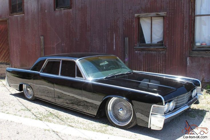 1965 Lincoln Continental Suicide Doors | WOW! 1965 Lincoln - Fuel Injected 460 - Air Ride - Bagged - Suicide ...