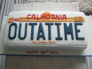 @brittanyyann114 @krrogers0408 I have to do this for the big 30! (Back to the Future Cake)  (surprise we're going to Cali)