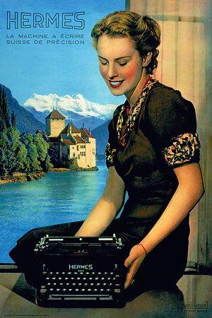 Hermes Typewriters  http://www.vintagevenus.com.au/vintage/reprints/info/PR249.htm