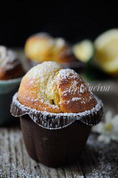 Muffin alla ricotta e limone ricetta veloce vickyart arte in cucina