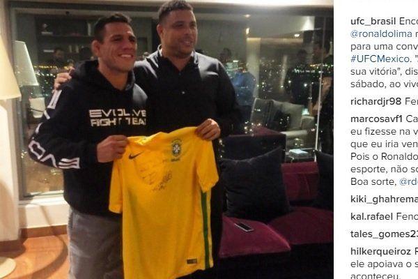 """Ronaldo Fenômeno visita Dos Anjos no México: """"Já estou comemorando sua vitória"""" - http://anoticiadodia.com/ronaldo-fenomeno-visita-dos-anjos-no-mexico-ja-estou-comemorando-sua-vitoria/"""
