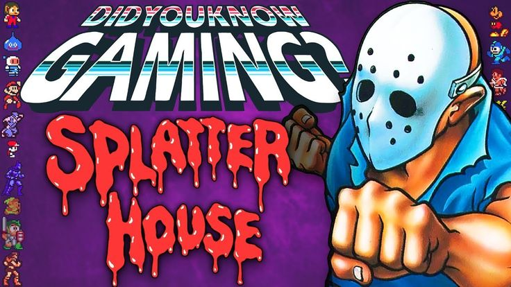 Splatterhouse - Did You Know Gaming? Feat. Stop Skeletons From Fighting In this episode, Did You Know Gaming takes a look at some facts, secrets, Easter eggs and history of the Splatterhouse franchise! Splatterhouse is one of the longest running horror games franchises, being almost 30 years ld and spanning 5 games. Through our analysis of the game, its gameplay and beta builds, we hope to show some of the more interesting facts from the making of Splatterhouse and have its history…