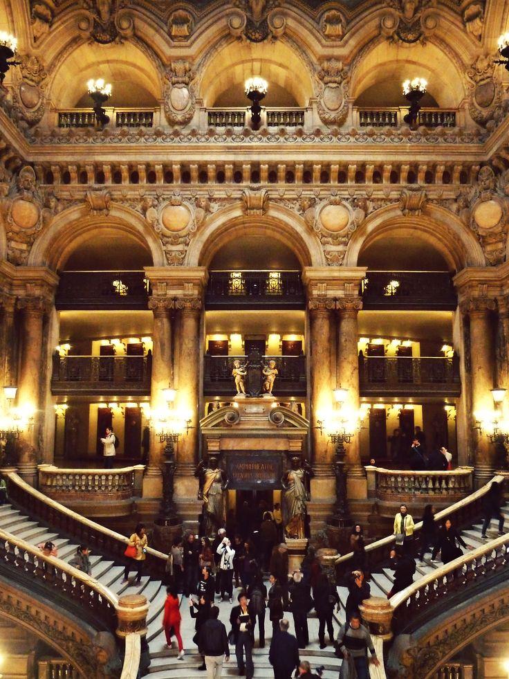 Opera Garnier // Paris, France
