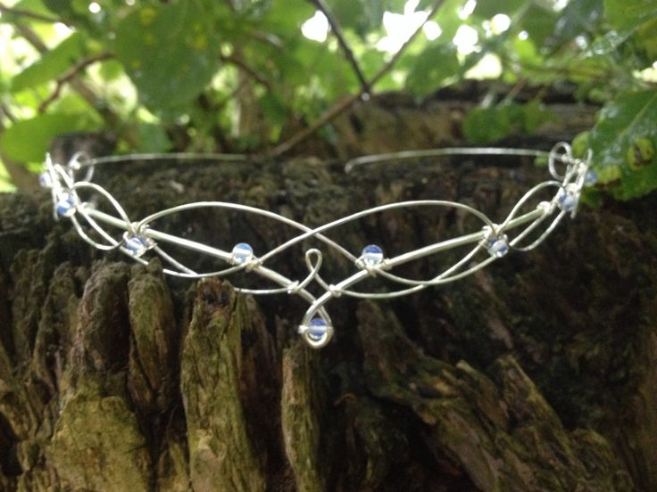 A personal favourite from my Etsy shop https://www.etsy.com/uk/listing/462959931/silver-moonstone-celtic-headdress