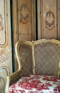 The Enduring Charm of Toile de Jouy