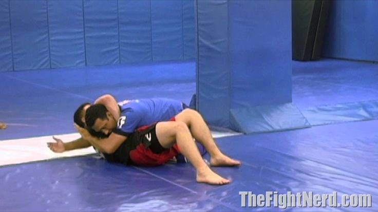 Renzo Gracie shows how to escape from a guillotine www.honorathletics.com #honorathletics