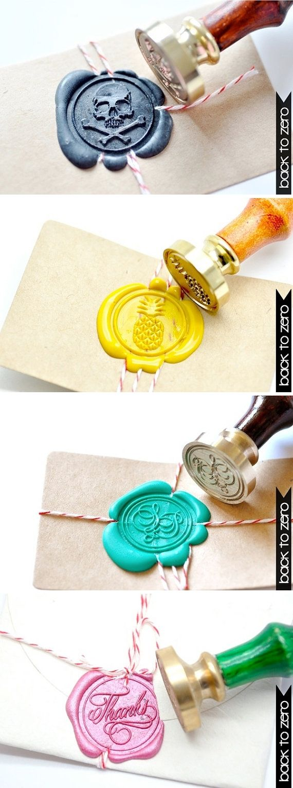 wax stamps