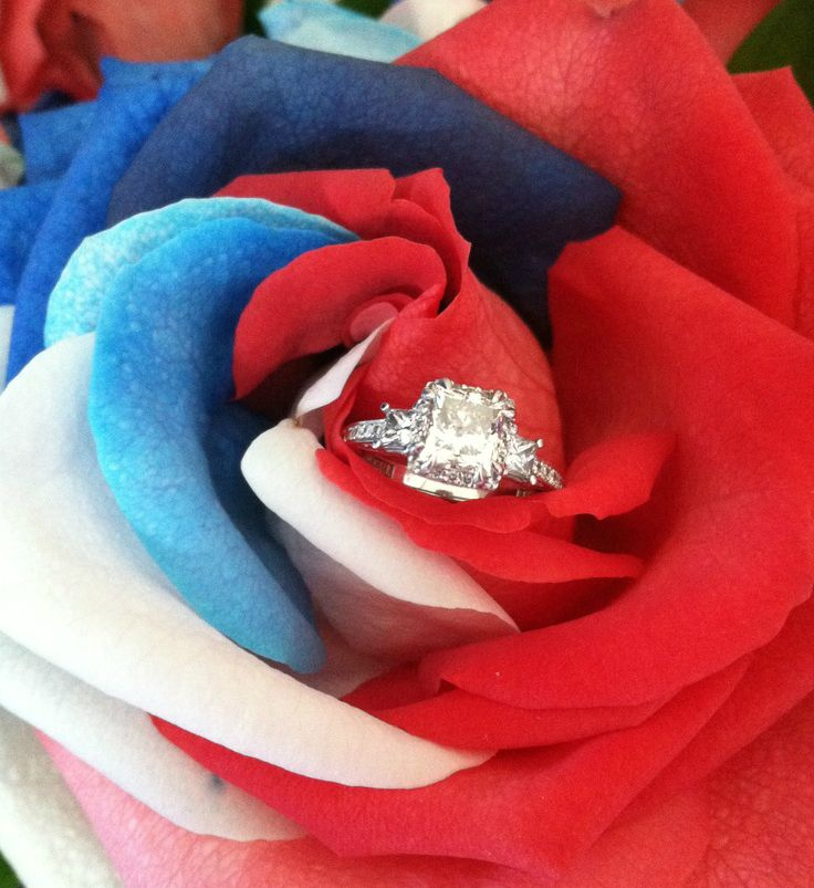 36 best Declaration of Love: July 4th Wedding Inspiration ...