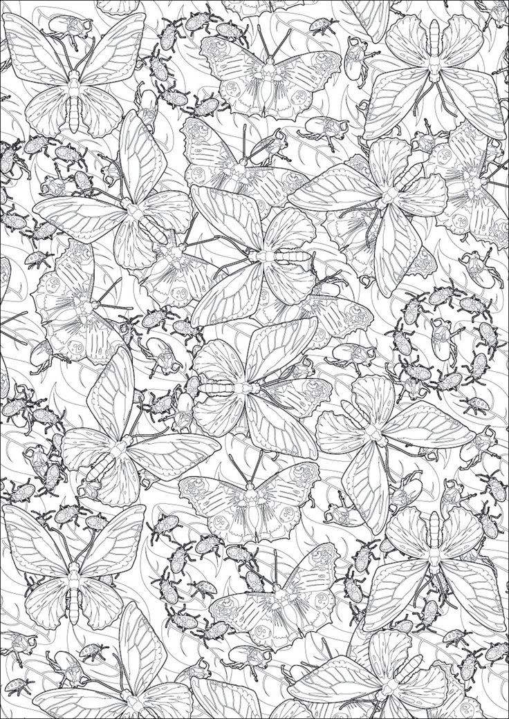 Buy The Art Therapy Colouring Book By Richard Merritt