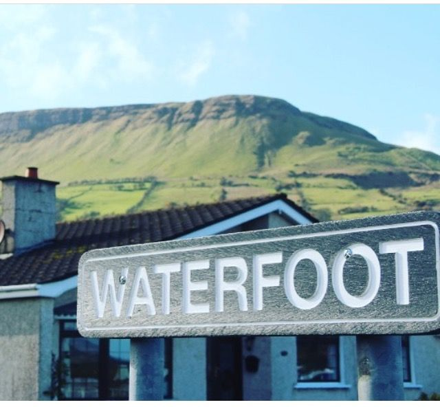 Waterfoot, Glenariff, Co. Antrim. Just love this place. My second home ❤️