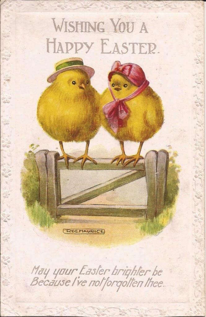 #Vintage #Easter