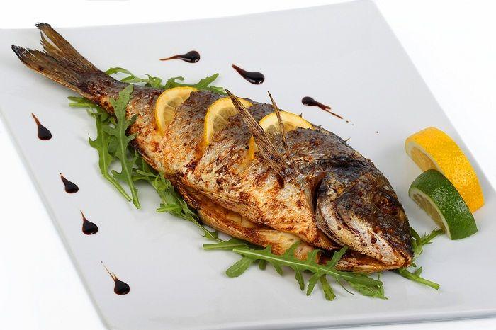 Как правильно жарить рыбу?