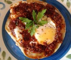 Huevos rancheros, desayuno mexicano
