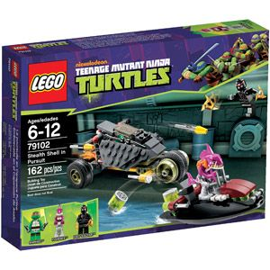 LEGO Ninja Turtles Stealth Shell in Pursuit Play Set:  $15.97 at Walmart