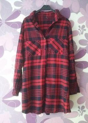 Kup mój przedmiot na #vintedpl http://www.vinted.pl/damska-odziez/koszule/18815087-sukienka-koszula-w-krate