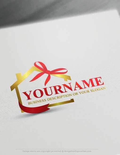 Free Logo Maker Real Estate Designs