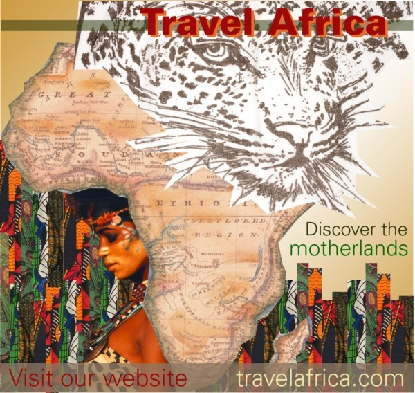 """Travel Africa"" by po8grl ❤ liked on Polyvore"