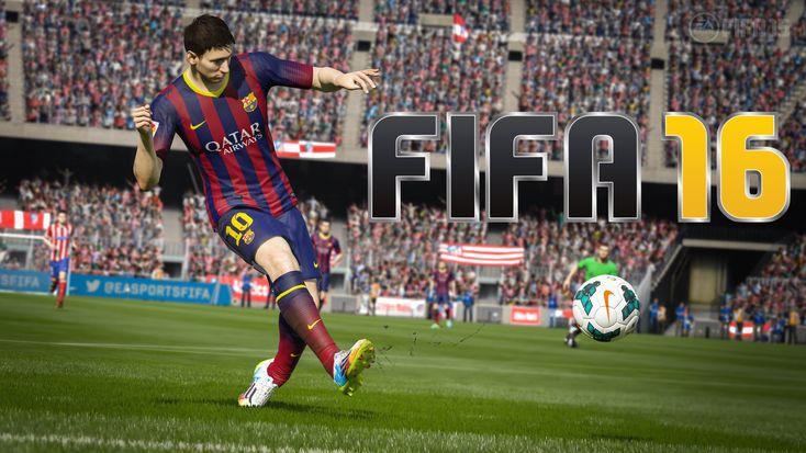 Fifa 16 is een van mijn favoriete spellen om te spelen.
