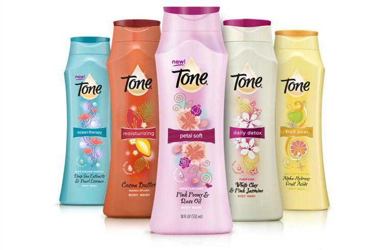Free sample of Tone Body Wash - Money Saving Mom®