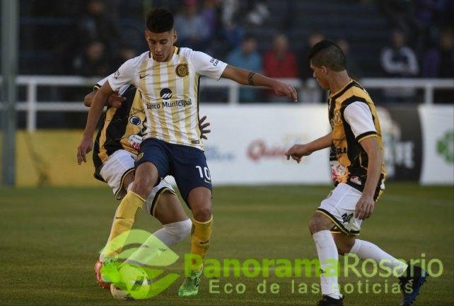 Montero se enganchó con Pereyra para el mano a mano de Central ante Godoy Cruz