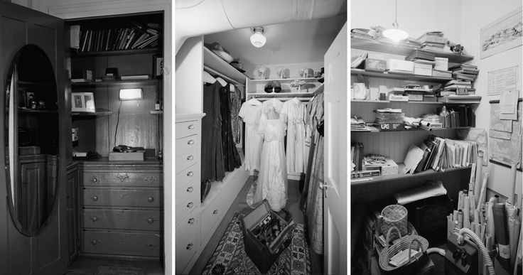 "Shannon Mattern, ""A stuffed history of the closet, where 'the past becomes space,'"" Places Journal (July 2017).  Closets are not just for storage. They are also active, generative spaces where media are made and knowledges born."