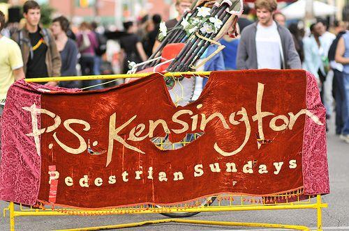 Pedestrian Sundays, Kensington Market — Toronto