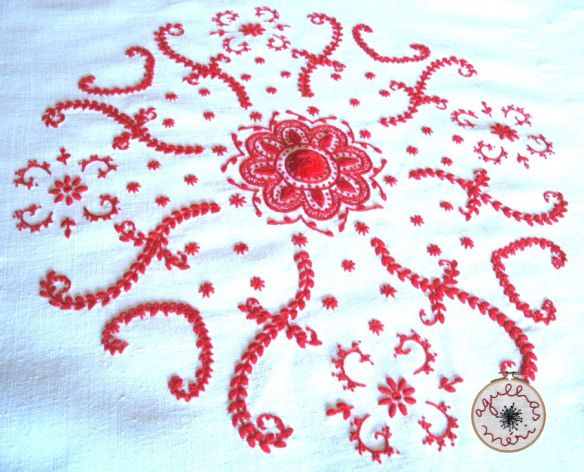 Portuguese Embroidery from Guimarães