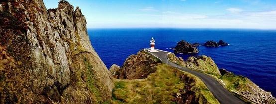 Cabo Ortegal, Cariño, A Coruña
