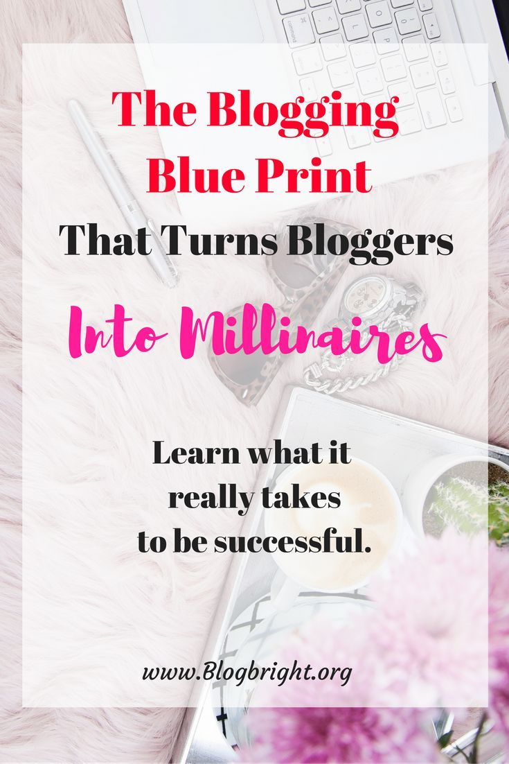 THIS is what you need to know to be a successful blogger in 2017 and beyond. All successful bloggers use this exact formula.