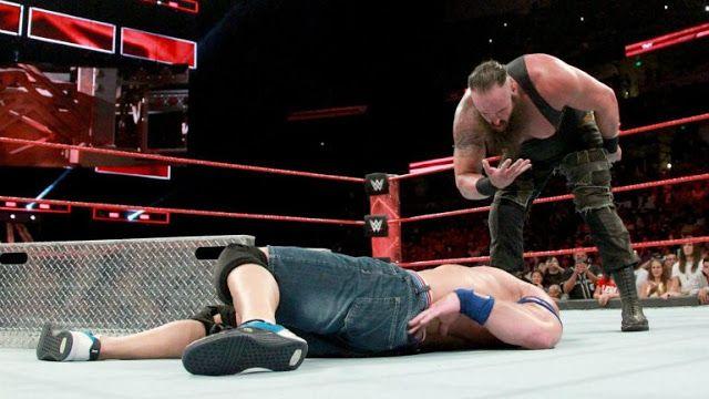 WWE: Resultados de Monday Night Raw 11 de septiembre de 2017