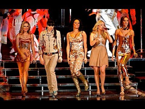 ▶ Spice Girls - The Return Of The Spice Girls 2007 - 2008 (FAN EDIT - FULL CONCERT!) - YouTube