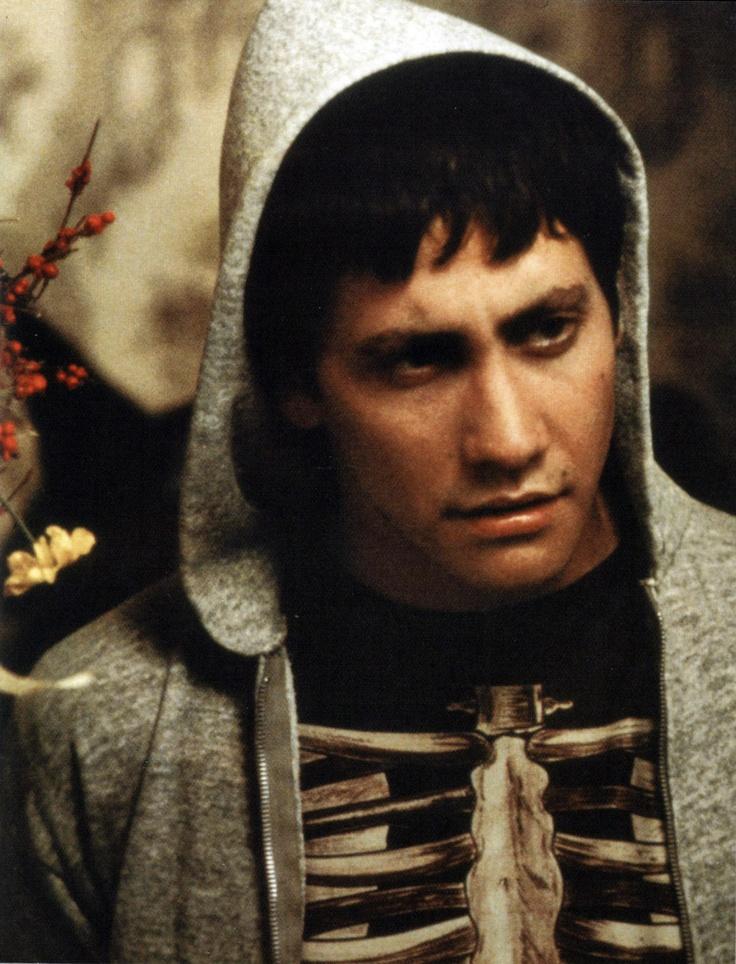 Donnie Darko by Richard Kelly with Jake Gyllenhaal, Patrick Swayze, Drew Barrymore, Maggie Gyllenhaal, Jena Malone...