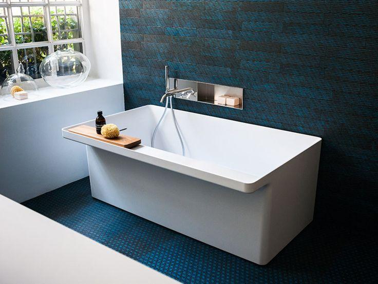 Dimensioni Vasche Da Bagno Design : Agape s canal grande bath tub by lucidi pevere agapedesign