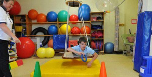 Терапия сенсорной интеграции может быть полезна для детей с аутизмом