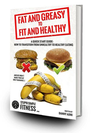 Sign Up For Our Newsletter and Receive A Free EBook 'Fat And Greasy To Fit and Healthy'