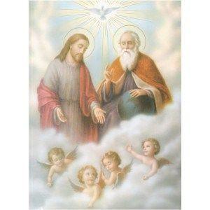 Oración a la Divina Providencia para el primer día del año.  Recibe ¡oh Señor! estas tres monedas que aquí deposito para el culto de tu Divina Providencia, que ellas sean el emblema de las tres…