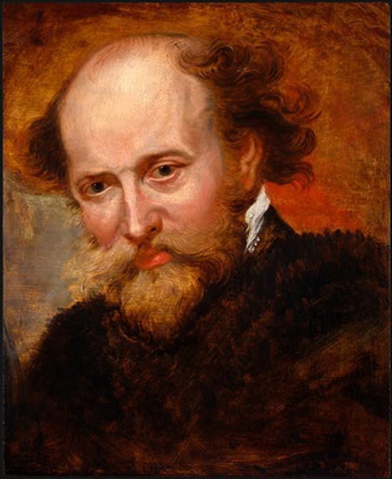 Autoportrait, par Peter Paul Rubens (1620)