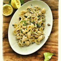 Channel 4 Scrapbook - Super-quick pasta sauce: tuna and lemon
