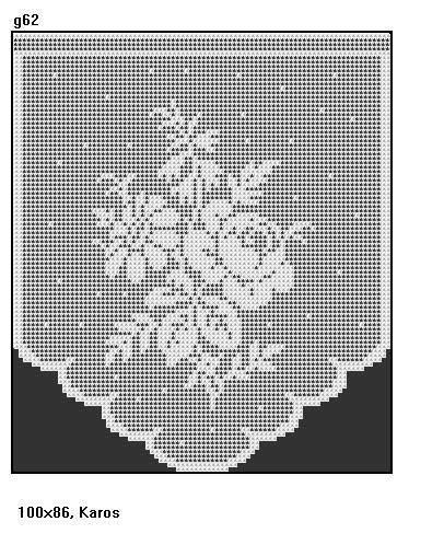 pin von erica amherdt auf crochet flores hojas frutos pinterest gardinen gardinen h keln. Black Bedroom Furniture Sets. Home Design Ideas