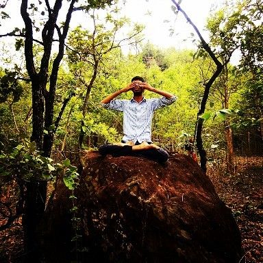 Happy International Yoga Day #21june #yoga #fitness #relax #peaceful #india #internationaldayofyoga #jharkhand #nature #govindpathak #narendramodi #latehartourism