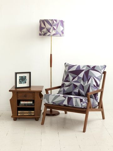 Design: Lorna Syson Textiles And Wallpaper