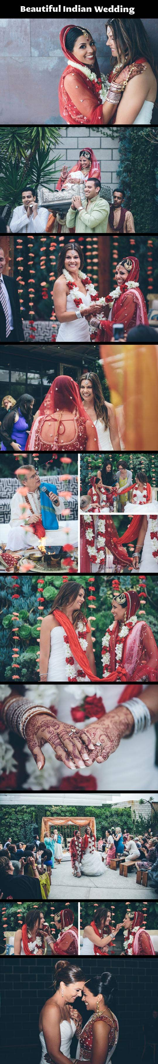 Beautiful Indian Wedding, this is one of the best things I've seen in a long time.
