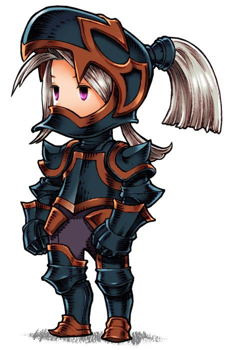 Final Fantasy III: Luneth - Dark Knight