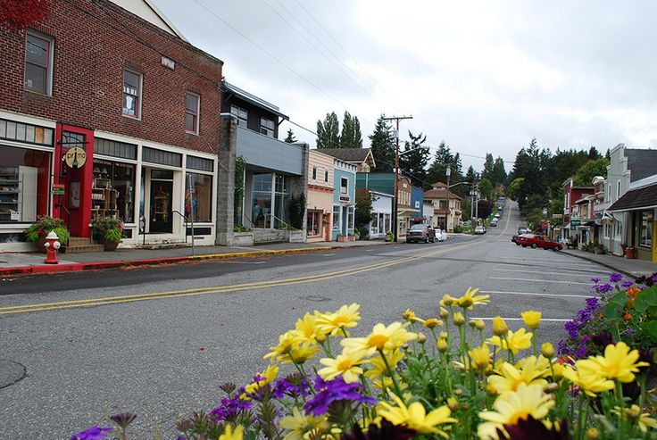 Great itinerary for a Whidbey Island Day Trip